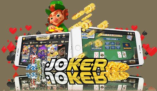 JOKER SLOT เล่นได้บนมือถือ