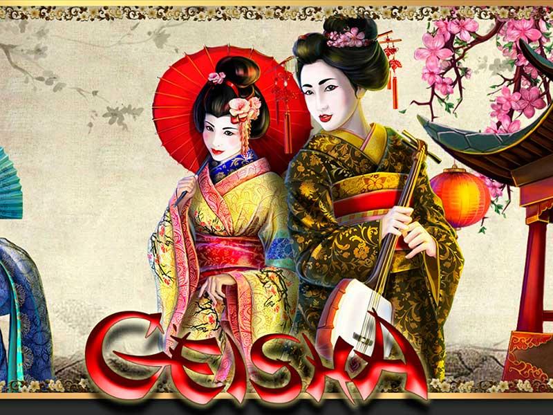 รีวิวเกมสล็อต Geisha