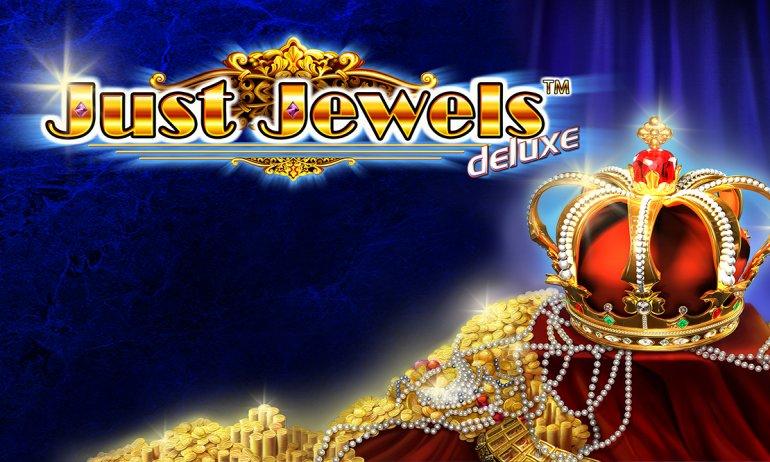 รีวิวเกมสล็อต Just Jewels