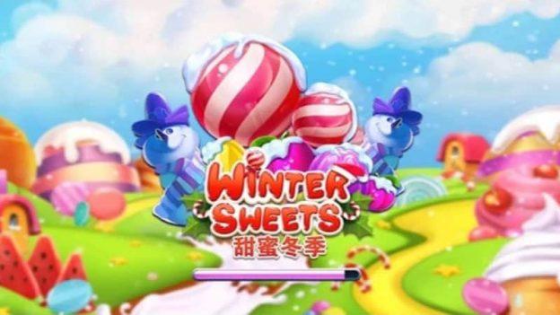 รีวิวเกมส์สล็อต Winter Sweets