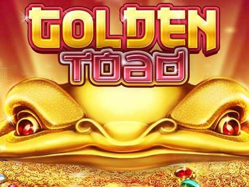 รีวิวเกมสล็อต Golden Toad